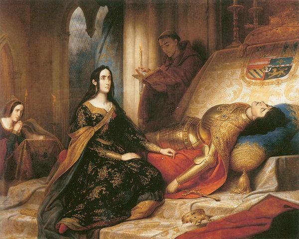 The Tragic Story of Joanna the Mad