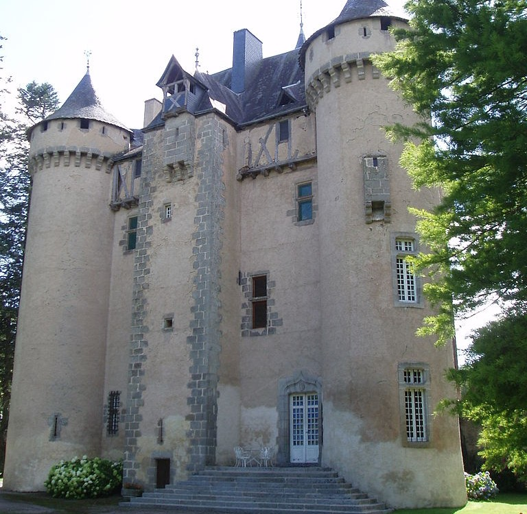 Castle for Sale: Château de la Chezotte - Medievalists net