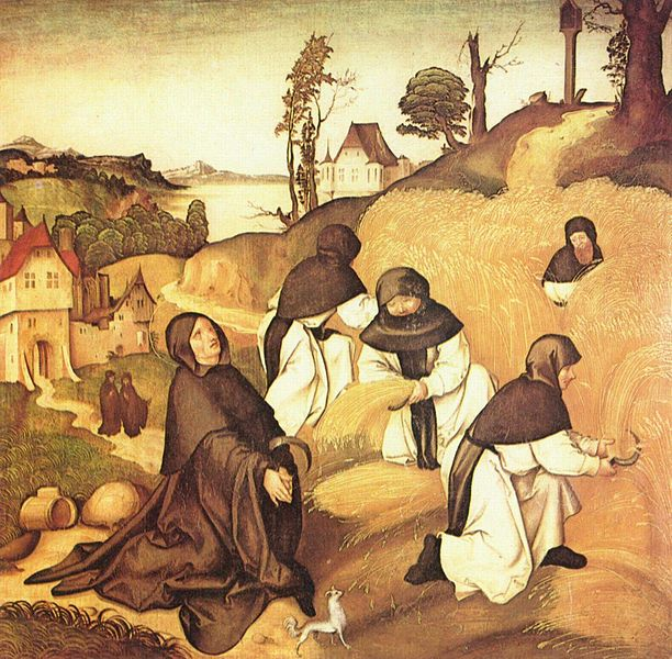 A Quick Guide to Medieval Monastic Orders