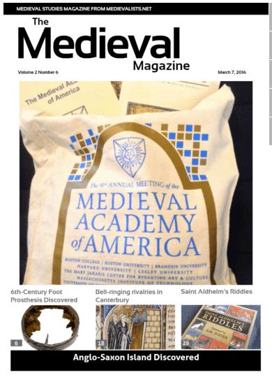 medieval mag 58