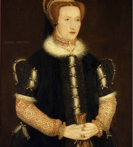 Bess of Hardwick, 1550s. (Wikipedia)