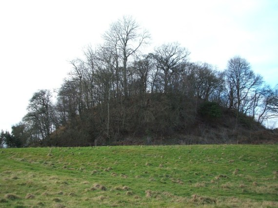 Anglo-Saxon Motte and Bailey Castle for Sale