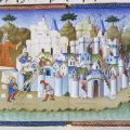 Constructing Imaginary Cities in Fifteenth-Century Illumination