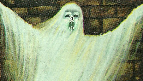 Ghost - image by Gallowglass / Wikimedia Commons