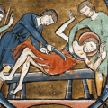 Flaying in the Middle Ages