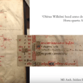 Merchants' Marks in Medieval English Books