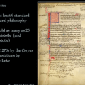 Aristotle and the Medieval University: The Birth of a New Book Format