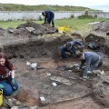 Archaeologists unearth medieval treasures at Pictish fort