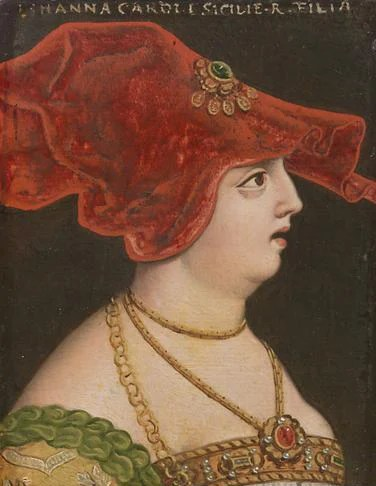 Joanna II of Anjou-Durazzo, th...