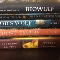 New Medieval Books: Beowulf to da Vinci