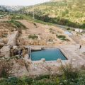 Byzantine fountain and pools discovered in Israel
