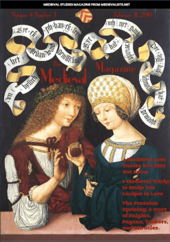 The Medieval Magazine 105 - Vol. 4, No. 3 : Valentine's Day Issue!