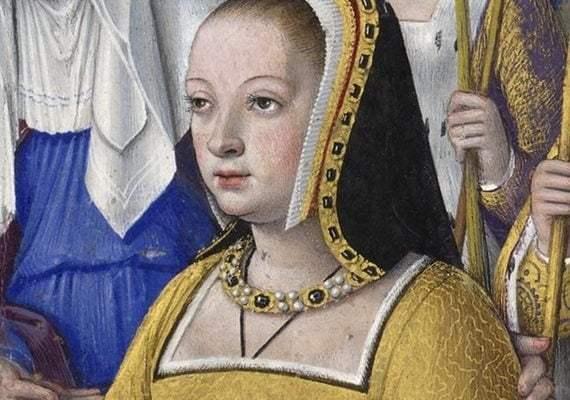 The Women around an Emperor: Anne of Brittany