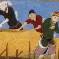 Architecture in medieval Persian painting: fact or fantasy?