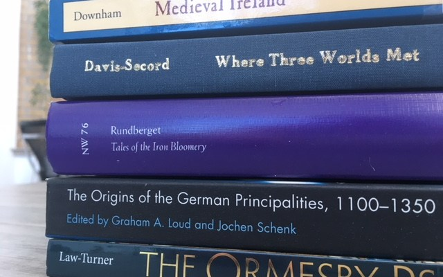 New Medieval Books: From Ironmaking to Psalters