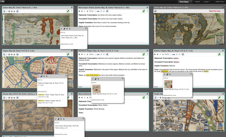 Digital Mappa 1.0 now online – new digital resource for medievalists