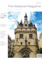 NEW! The Medieval Magazine, No. 110: THE RISE OF THE MEDIEVAL CITY
