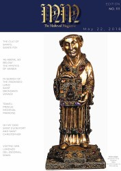 NEW! The Medieval Magazine, No. 111: HAGIOGRAPHY