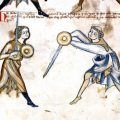 Fighting in women's clothes: The pictorial evidence of Walpurgis in Ms. I.33