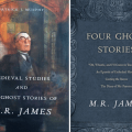 Book Reviews: Medieval Studies and the Ghost Stories of M. R. James / Four Ghost Stories