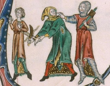 Image result for medieval manuscript thief