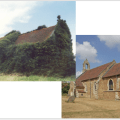 English medieval church restored to beauty after being abandoned for over 50 years