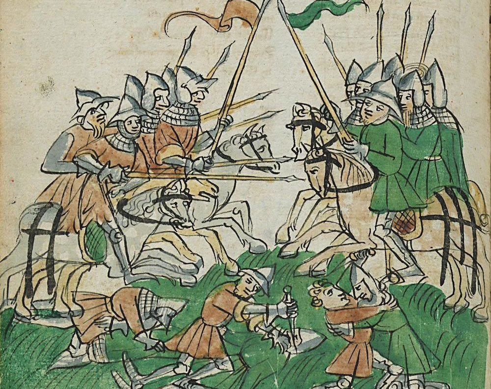 Ten Medieval Battles that Changed the World