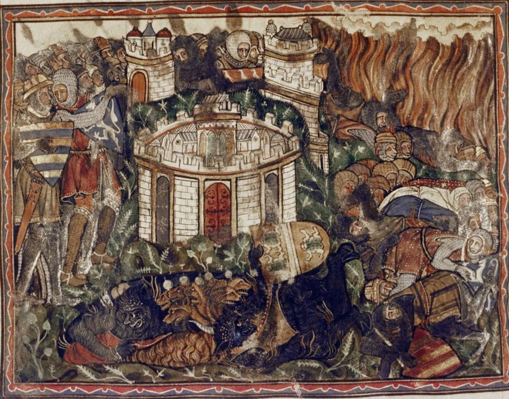 The nature of war and its impact on society during the Barons' War, 1264-67