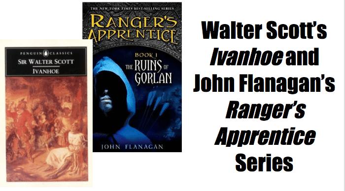 Medieval Reads: Walter Scott's Ivanhoe and John Flanagan's Ranger's Apprentice Series