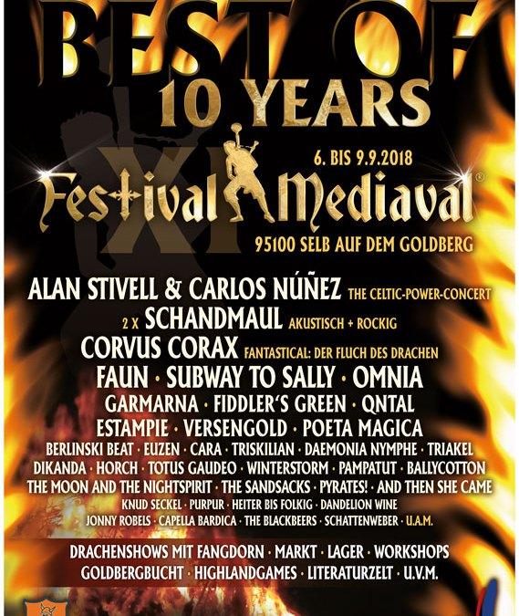 Festival-Mediaval: Best-of-10-Years