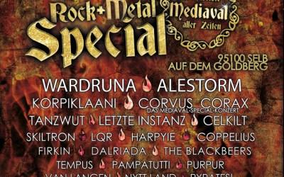 Festival-Mediaval XIII: Rock-Metal-Special