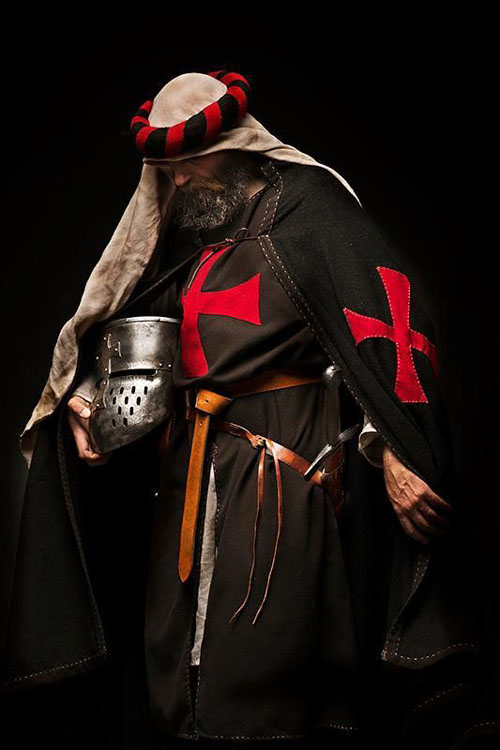Knights Hospitaller Coat Of Arms