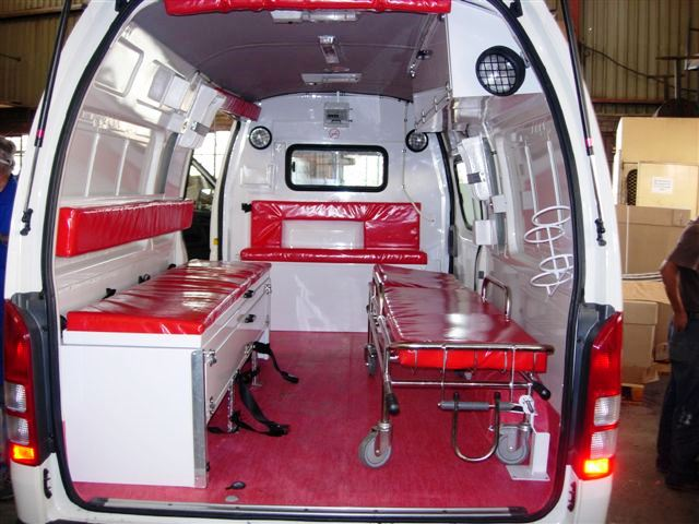 Ambulance Botswana