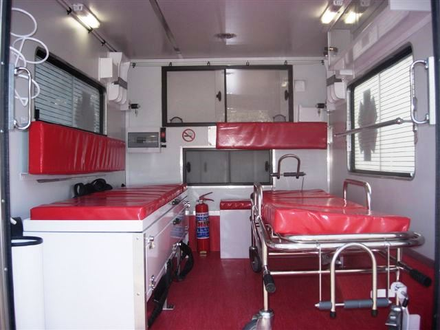 Ambulances - Guinea Bissau