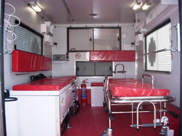 Ambulances - Guinea Bissau