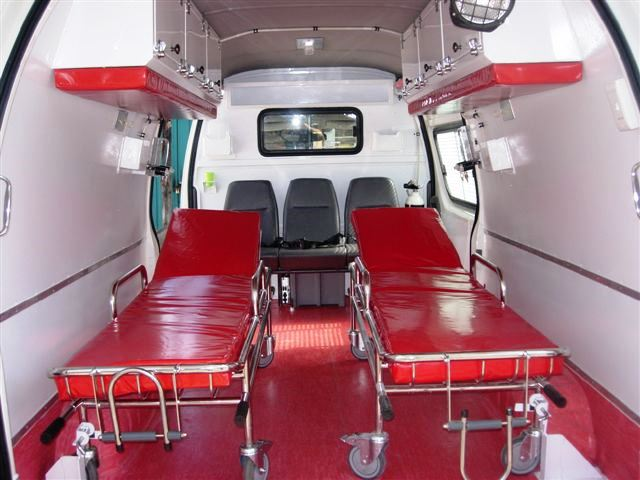 Medifit Quantum ambulance Zambia