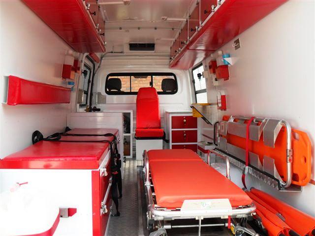 Sprinter Ambulance Necsa