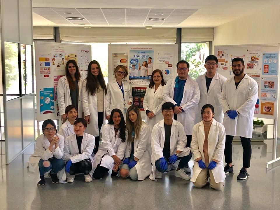 CEU聖保羅大學:馬德里口腔保健週 | GEC 國際教育中心 Mediglobal