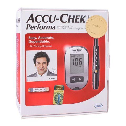 Accu check Performa Kit