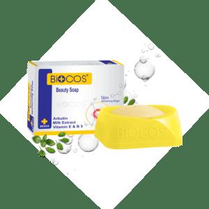 Biocos Whitening Beauty Soap Large