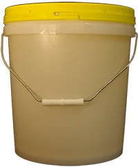 Bulk Raw Honey 23kg Pail