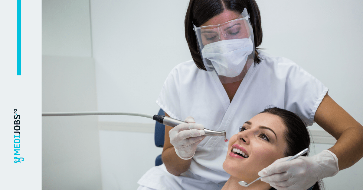 Dental Hygienists procedures