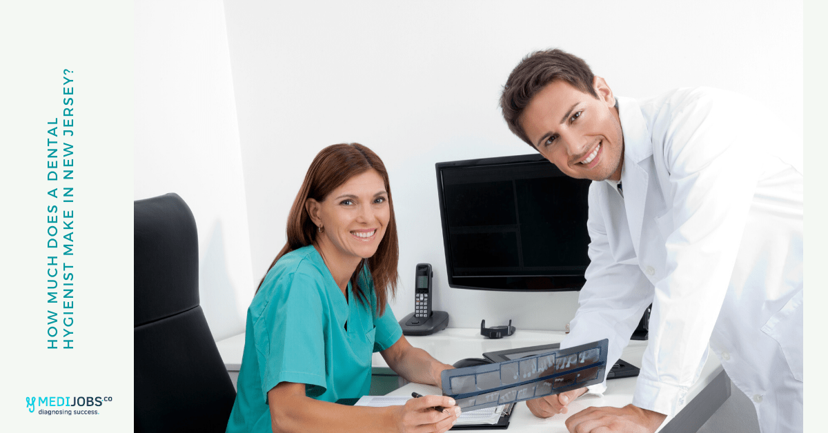 How Much Does a Dental Hygienist Make in New Jersey?