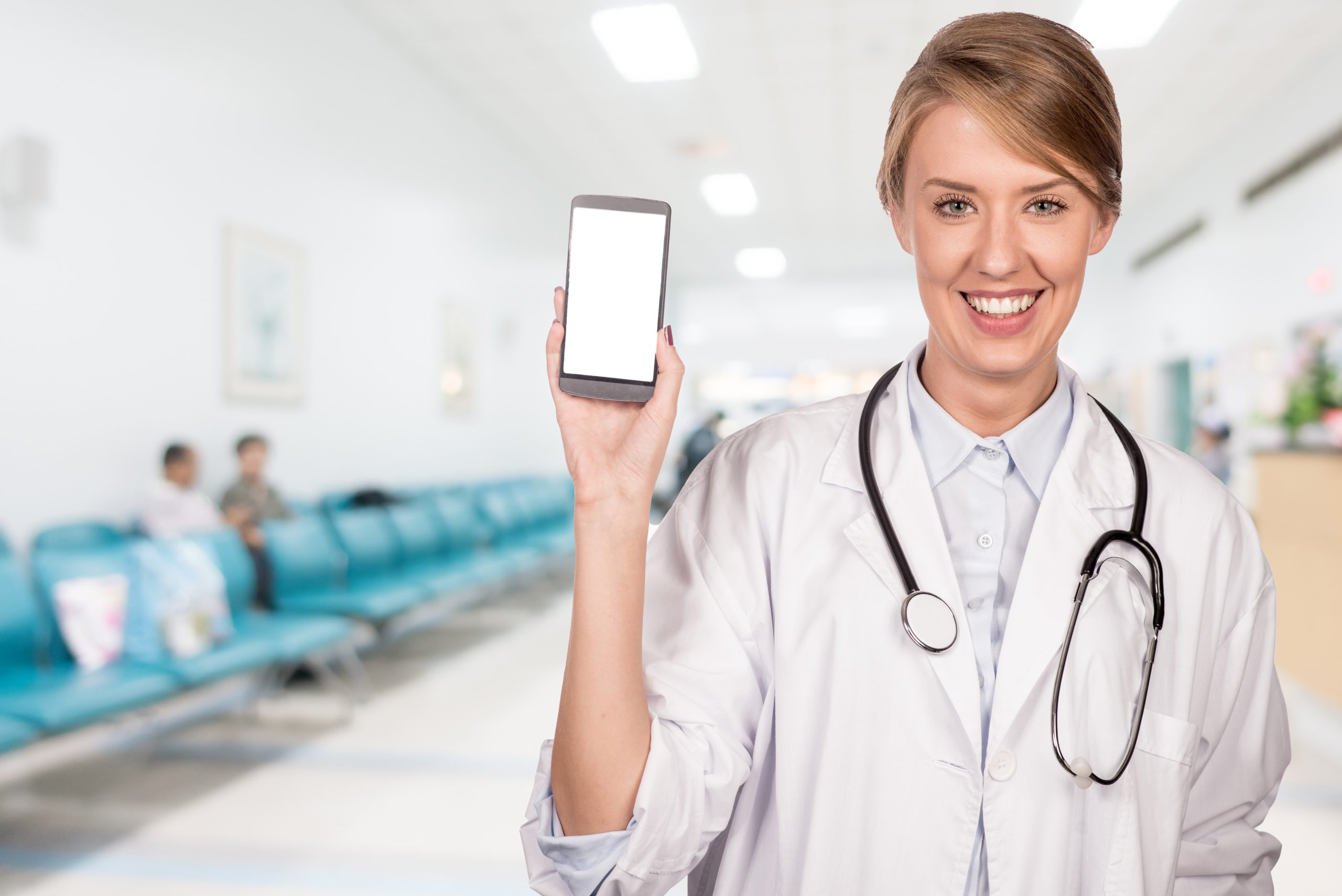 5 phone commandments healthcare professionals should have in mind when using their cell phones during working shifts.