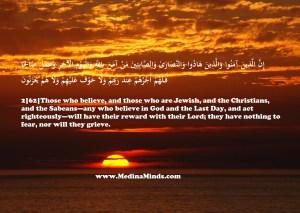 pluralism in the Quran