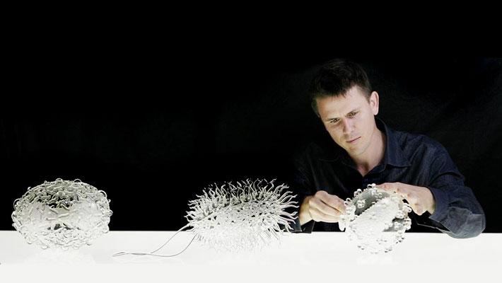 Luke Jerram  Med in ArtMed in Art