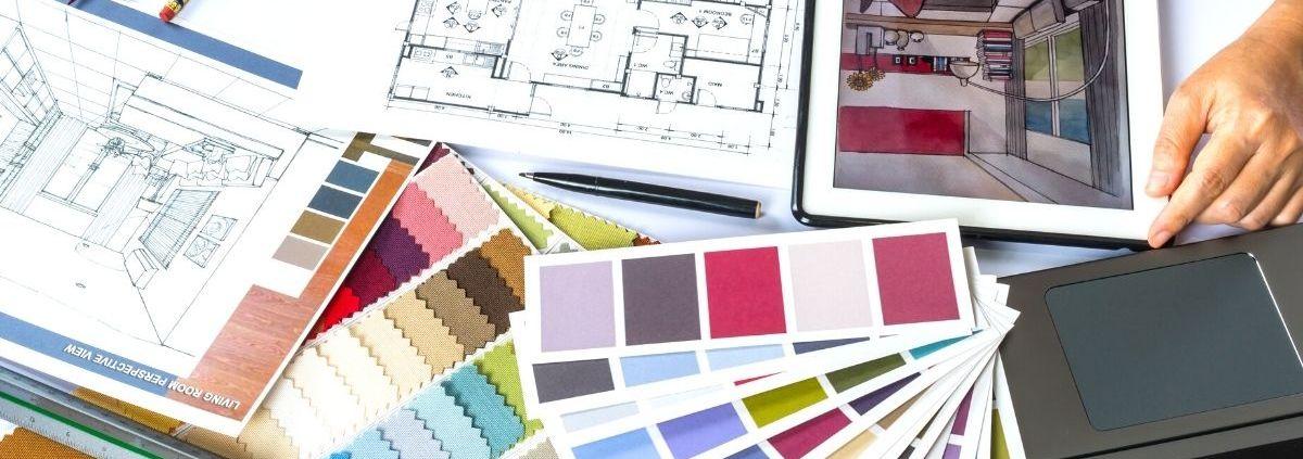 compétences pour devenir un designer d'intérieur