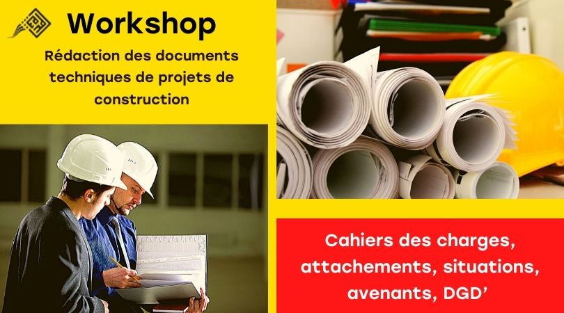 formation cahier de charge