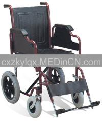 steel transfer chair,wheelchair YL841 Offered By Beijing