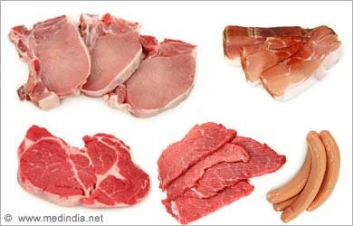 Causes of Intestinal worms: Raw and Uncooked Meat